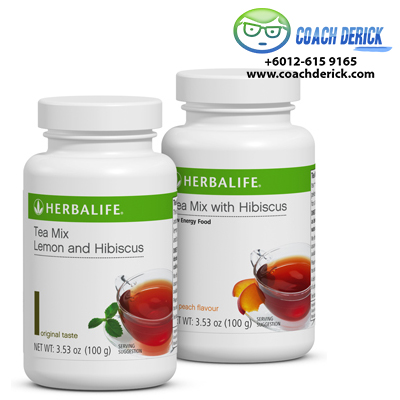 Herbalife Tea Mix Concentrate Malaysia|Green Tea|Slimming Tea